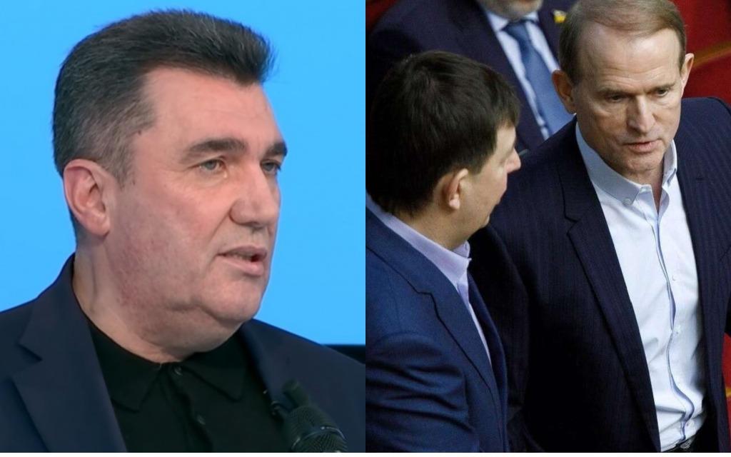 Я не могу быть доволен или не доволен, – Данилов о предохранителе для Медведчука