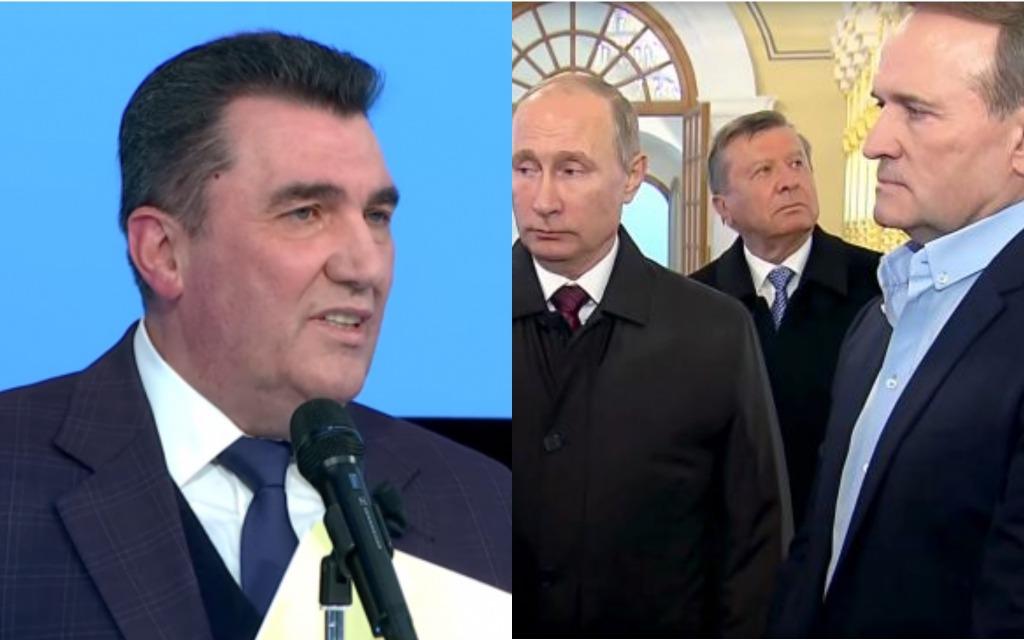 Данилов о реакции Путина на дело против Медведчука: Я вообще не понимаю, о каких оппозиционных политиках идет речь