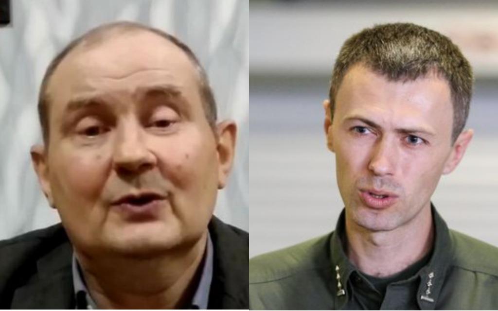 СМИ «нашли» Чауса в украинской военной части Госпогранслужбы. В ГПСУ отреагировали