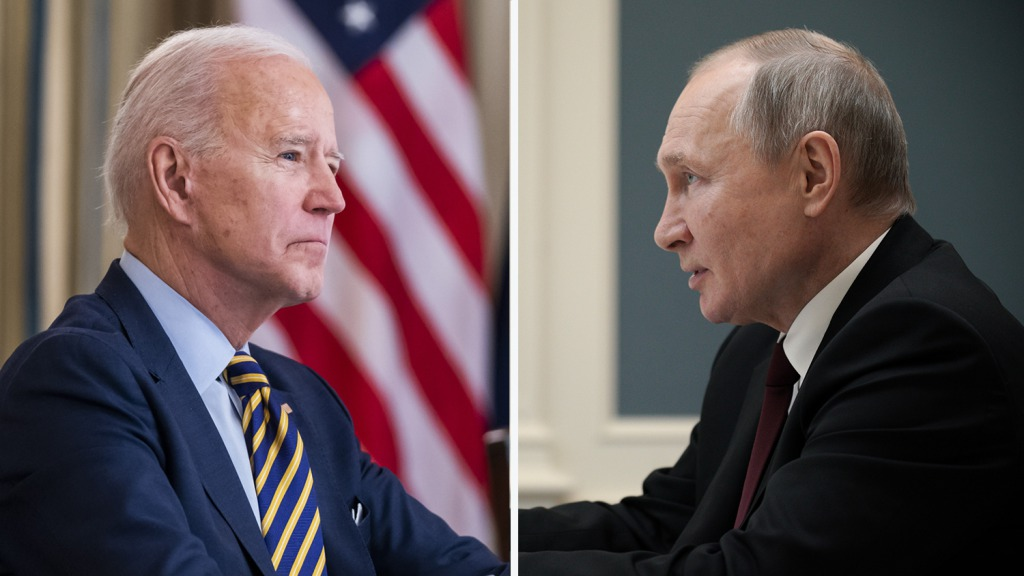 Путину придется говорить об Украине, – политтехнолог о встрече с Байденом