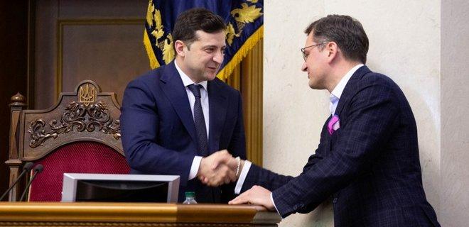 Кулеба: Россия перестала «бряцать оружием» у границ Украины