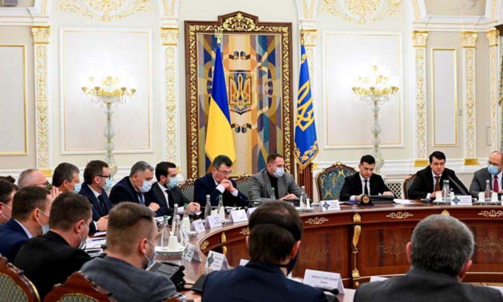 Если бы Зеленский имел возможность, то и суд реформировал вместе с СНБО — Рябошапка