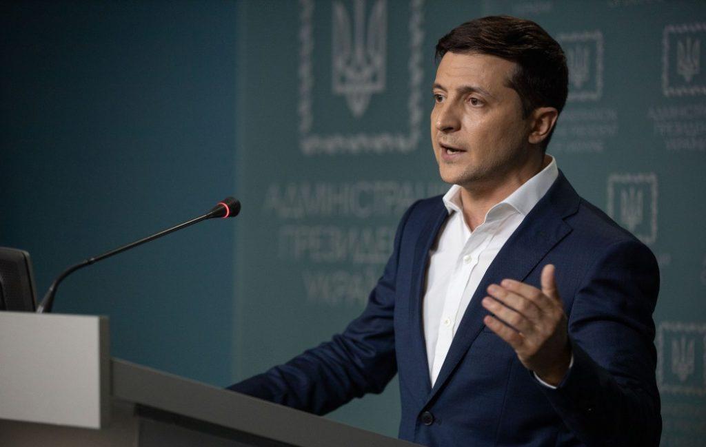 Украина делает все, чтобы вернуть Крым, — Зеленский