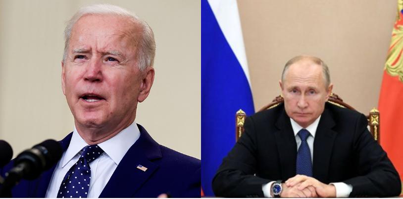 На самом деле Байден и Путин будут говорить об Украине