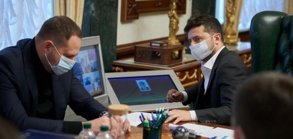 Зеленский готовит кадровые перестановки в ОП, — СМИ