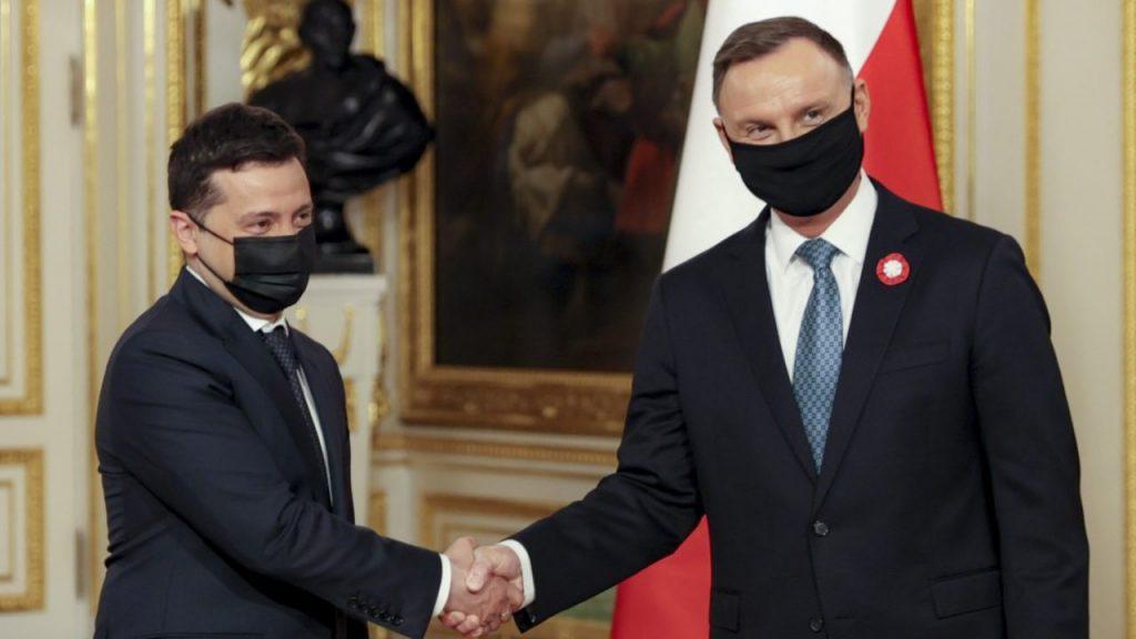 Зеленський : ЕС должен показать реальную поддержку евроинтеграционным стремлениям Украины