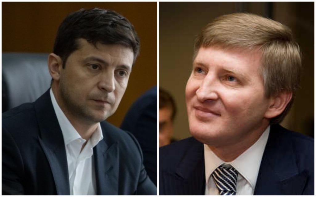 Зеленський збирається обмежити апетити головного олігарха України Ріната Ахметова