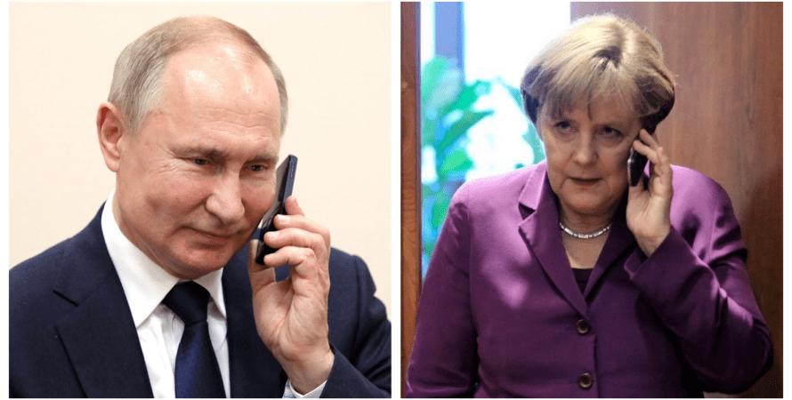 Это недопустимо! Меркель указала России на ее место — большой вызов для мира. Путин не ожидал!