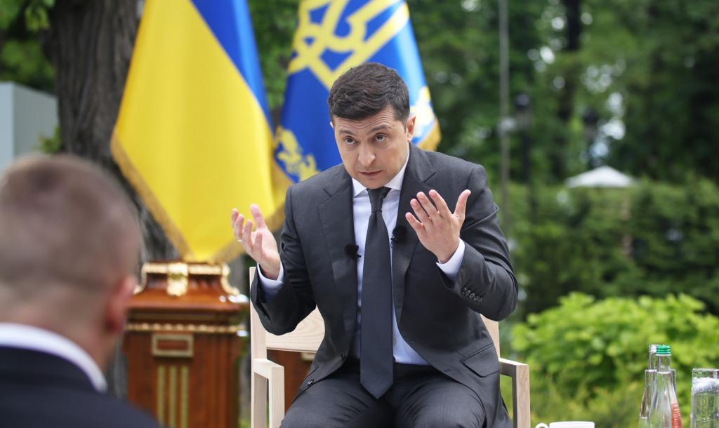 Без свободы слова, независимых и современных СМИ не будет современной независимой и свободной Украины-Зеленский
