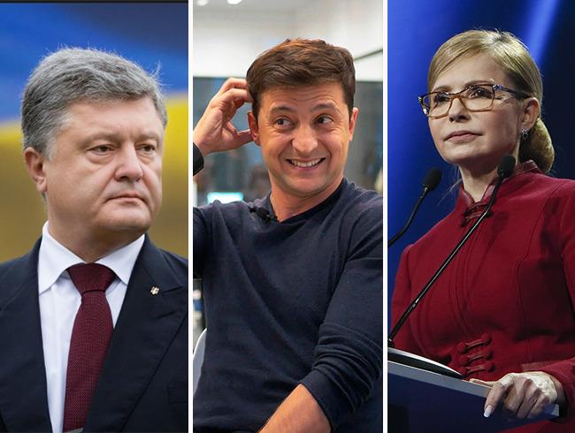 Набрал бы 75%! Зеленский лидирует в президентском рейтинге — опережает соперников!