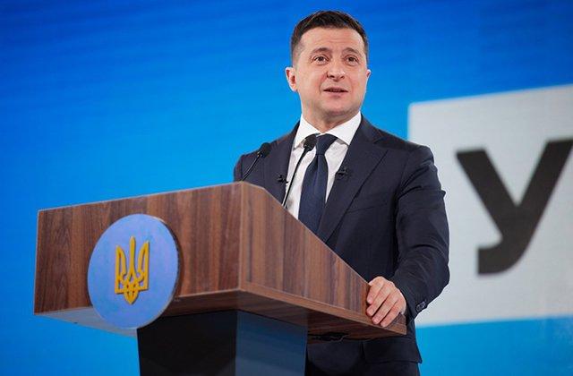 Зеленский подписал Закон «Об ограничении оборота пластиковых пакетов на территории Украины»