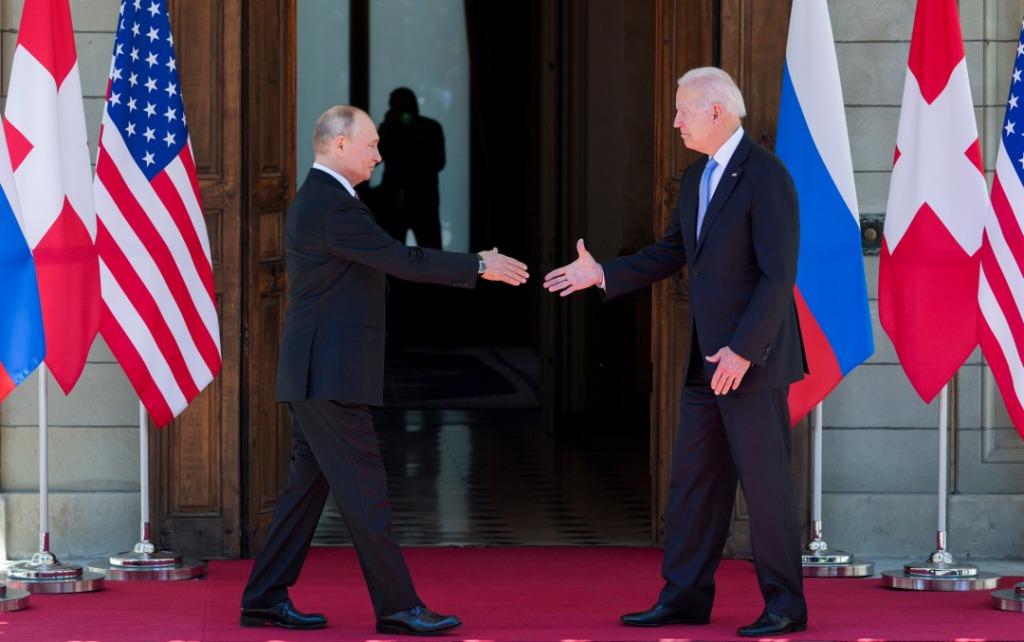 Видел выражение лица Путина! После исторической встречи в Женеве — В ТКГ не умолчали. Повлияет на все