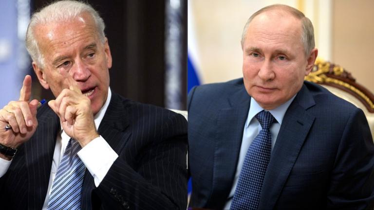 Байден пообещал «без колебаний» реагировать на разрушительные действия России