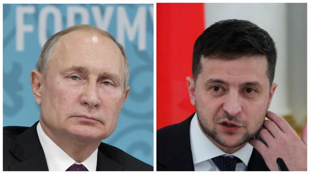 Зеленский: Украину должны немедленно принять в НАТО, это вопрос безопасности