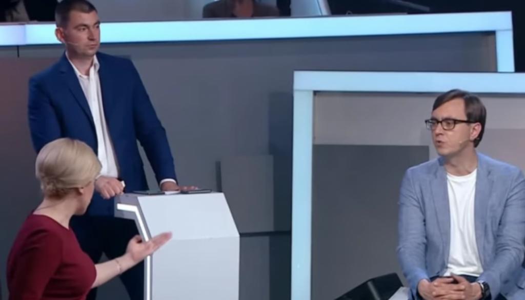Закройте рот! Верещук поскандалила в студии ток-шоу — попустила экс-министра. «Ко мне не обрайтесь!»