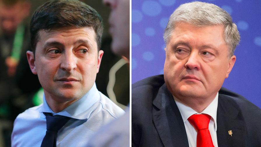 Порошенко не смог стать опасным конкурентом Зеленского: «Експрезидент уперся в невидимый потолок»