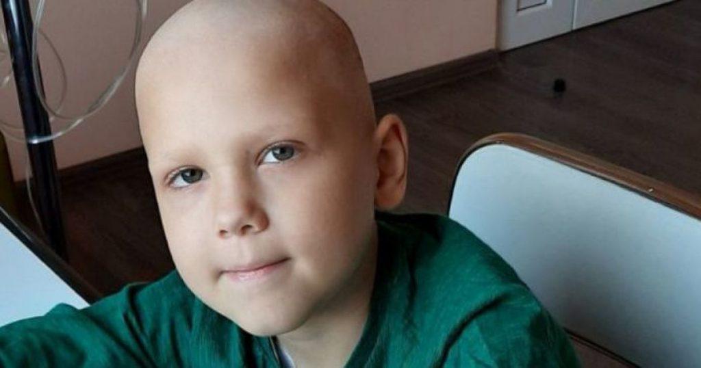 Помогите Дане преодолеть лейкоз, который возвращается к нему уже в третий раз