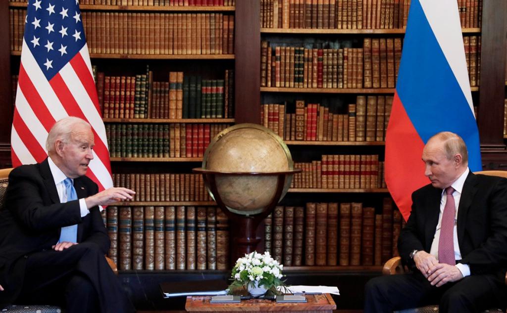 Грозит импичмент! На встрече с Путиным Байден сделал немыслимое: «слил» информацию!