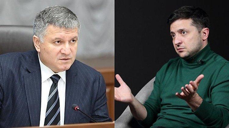 Союзник или оппонент: почему на Банковой заговорили об увольнении Авакова