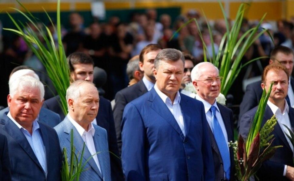 РФ привлекла Азарова, Царева и Олейника распространять в ООН фейки о событиях на Майдане