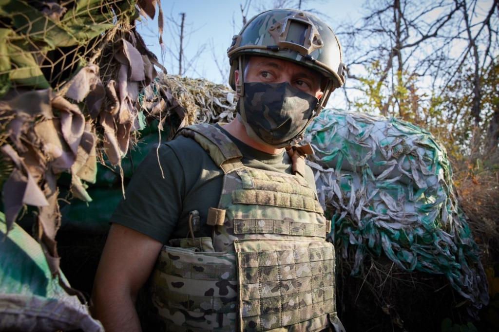 Владимир Зеленский американскому каналу: «Война с РФ может быть завтра в ваших домах».