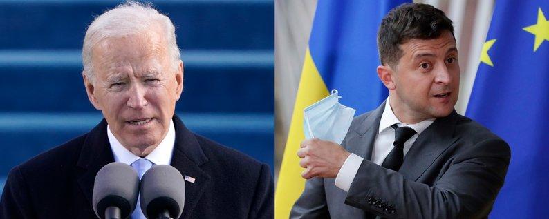 Мы были очень неприятно удивлены-Зеленский дал откровенное интервью об отношениях с США