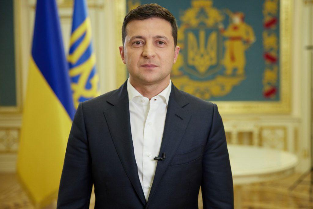 Украине никто и ничто не угрожает-Зеленский выступил с новым обращением.