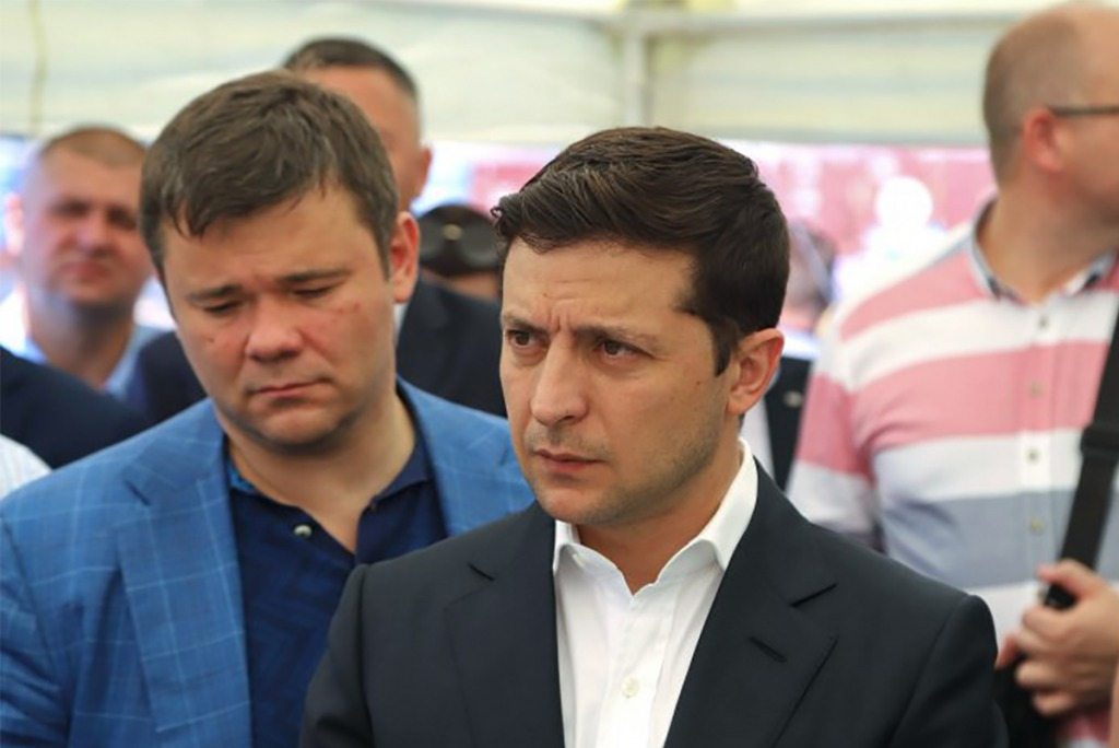 «Он построил систему, которая не может справиться с проблемами в стране», — Данилюк о ексглаве ОП Богдане