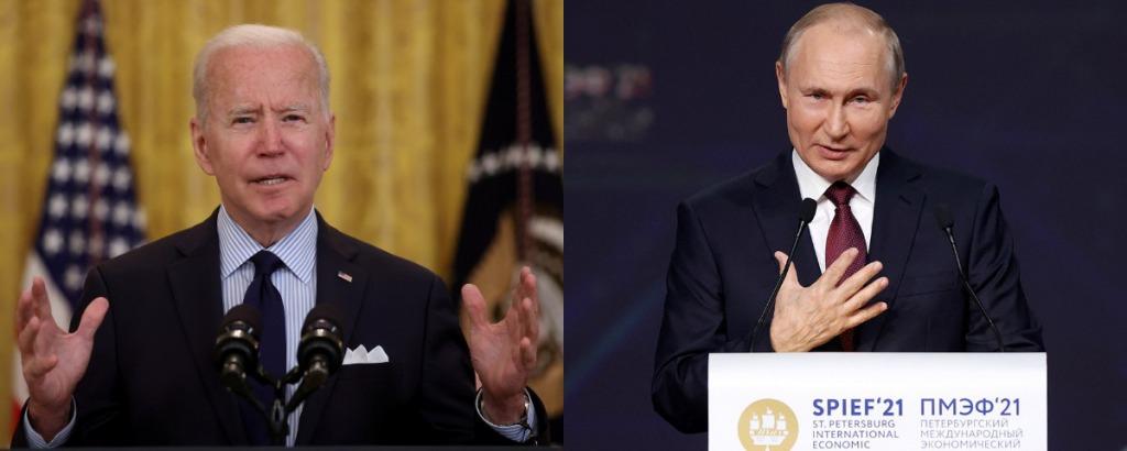 Стало известно место встречи Путина и Байдена : Президент США сделал жесткое заявление — мощный и значимый ответ!