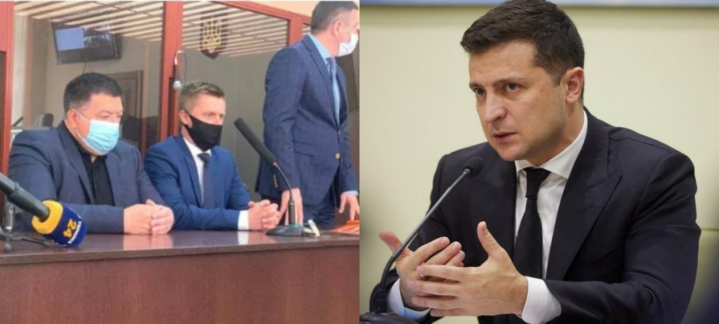 Тупицкий впервые пришел в суд и услышал неожиданное решение