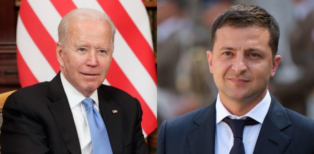 В эти минуты! Встреча Зеленского и Байдена — обсудили важные детали. Непоколебимая поддержка Украины!
