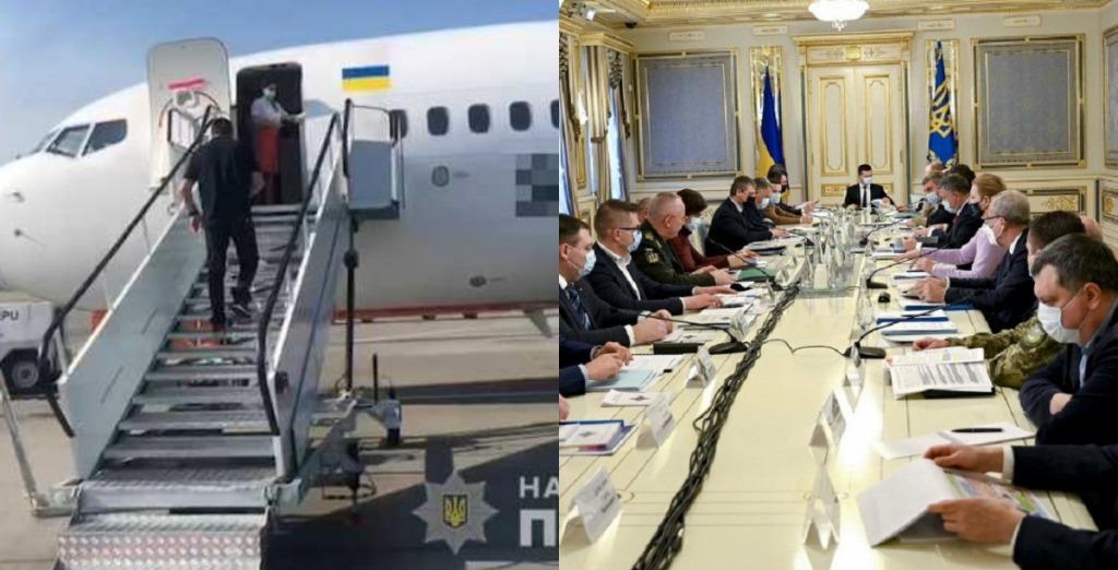 Принудительно депортировали! Криминального авторитета выдворили из Украины — после решения СНБО. Угроза!