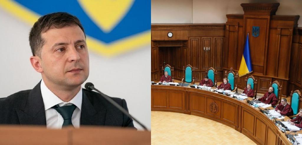 Судьи делают запрещенные вещи! У Зеленского не стали молчать: скандал с КСУ продолжается