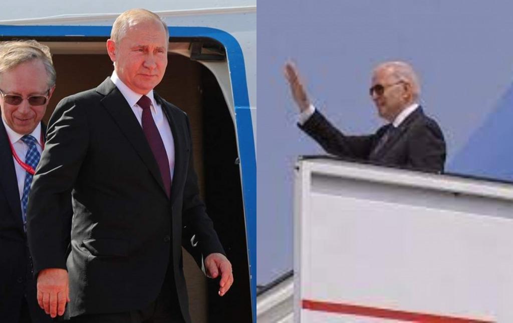 Просили покружить час из-за прилет Байдена: Самолет Путина не мог сесть в Женеве