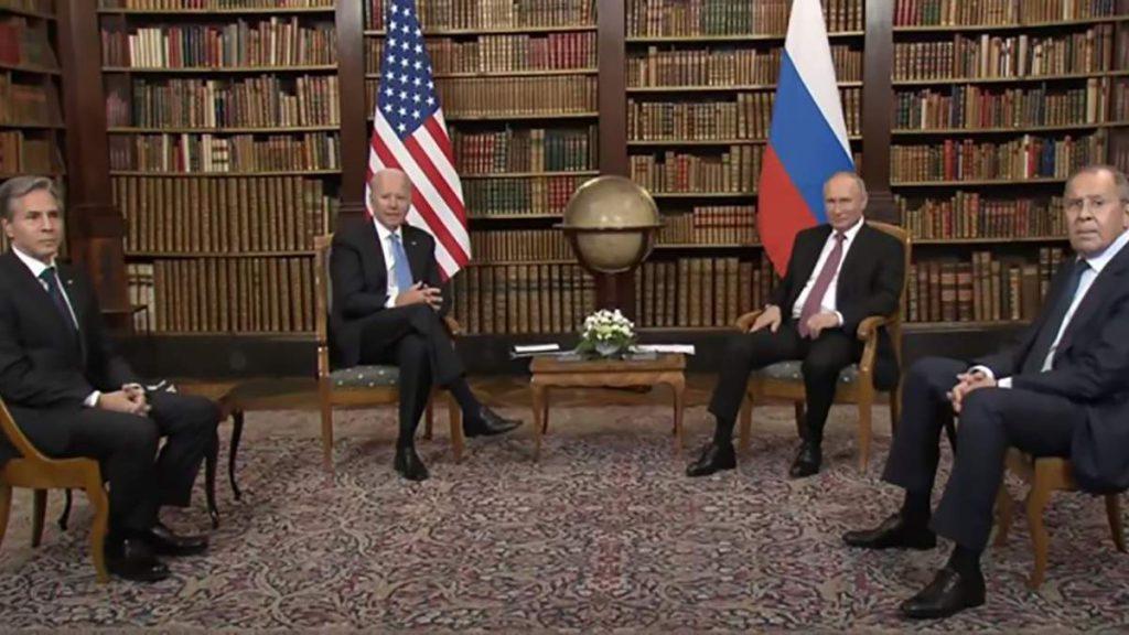 После переговоров! Позиция окончательная — Байден отказался от предложения Путина. Покинул виллу