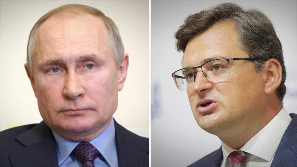 «Ответственность за провал между украинцами и русскими несет Путин». Кулеба жестко ответил: классика российских манипуляций.