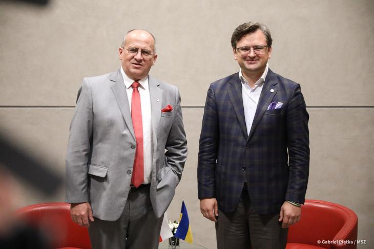 «Северный поток-2» несет угрозу для безопасности Европы. Противодействие ему обсудили Украина и Польша.