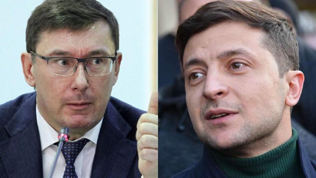 Только что! Луценко конкретно заткнули — У Зеленского «мощно влепили». Опозорился на весь мир — украинцы поражены!