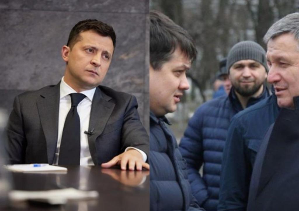 «Воевать с Зеленским!»: Аваков и Разумков готовят новый проект — президентские амбиции. Критически важно!