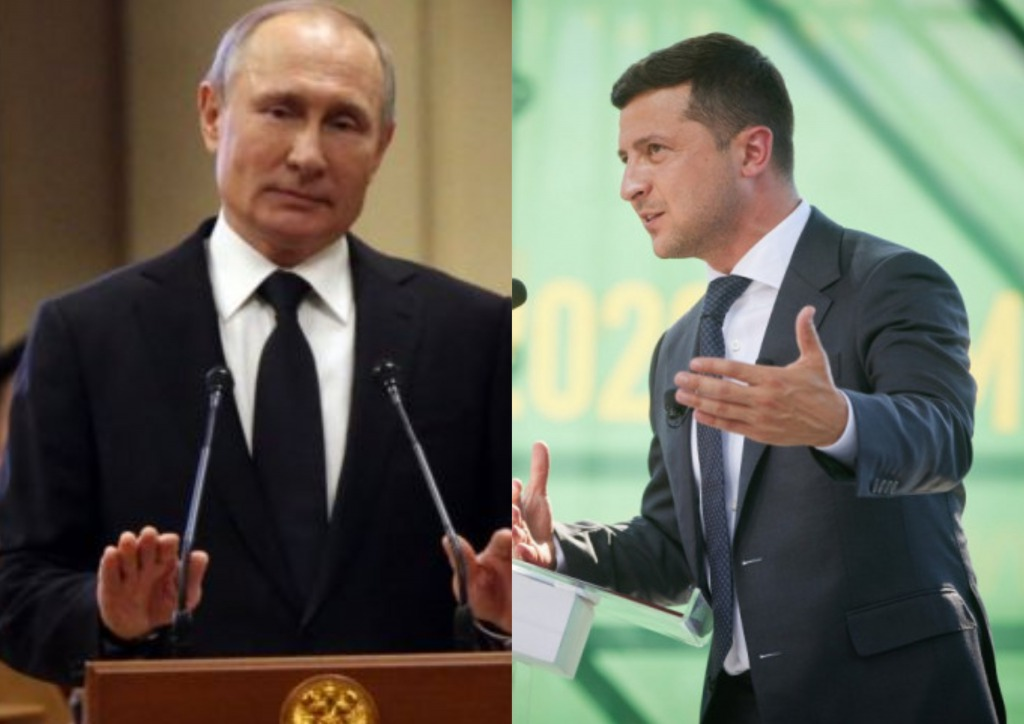 «Вы затыкаете мне рот»: Путин вышел из себя — после вопросов об Украине. Лидера Кремля сильно «опустили»