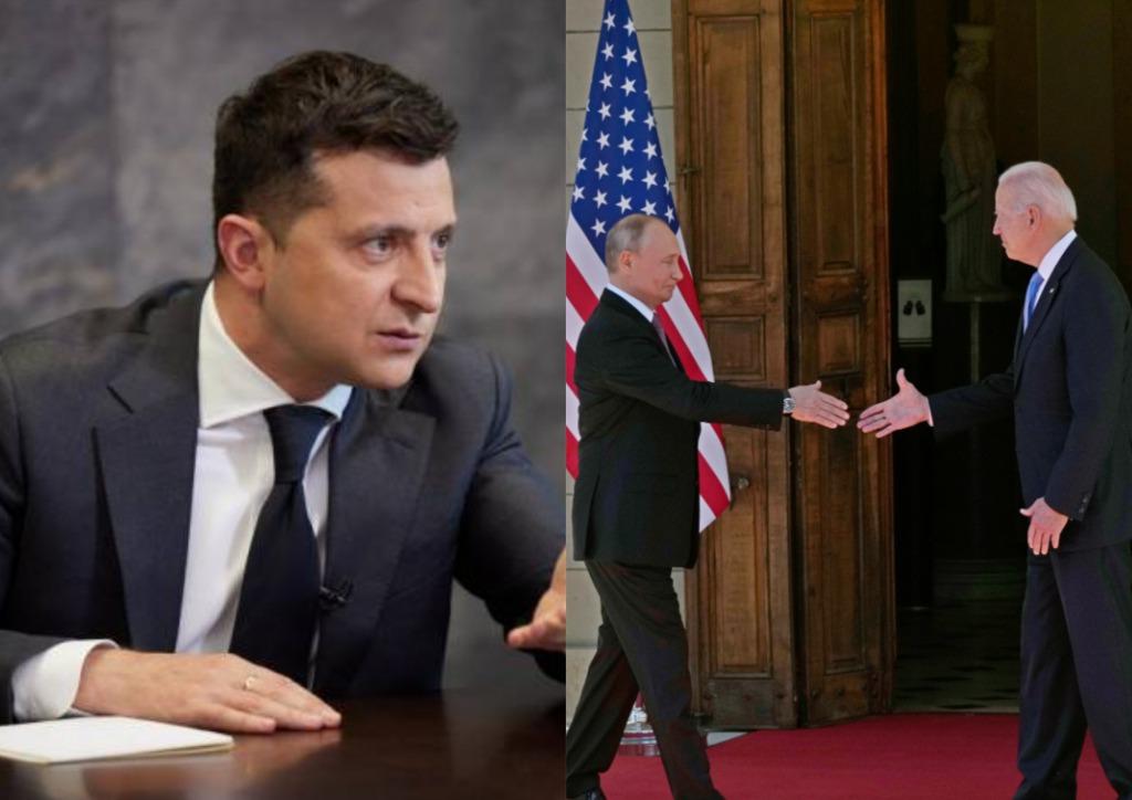 Очень смешно! Зеленский ответил — после бессмысленных заявлений Путина. «Невозможно воспринимать серьезно»