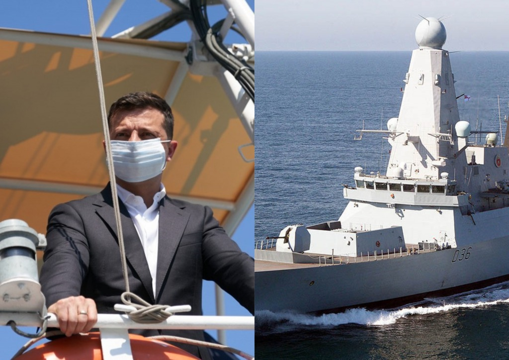 После инцидента в Черном море! У Зеленского отреагировали — откровенная ложь. «Мы не удивлены»