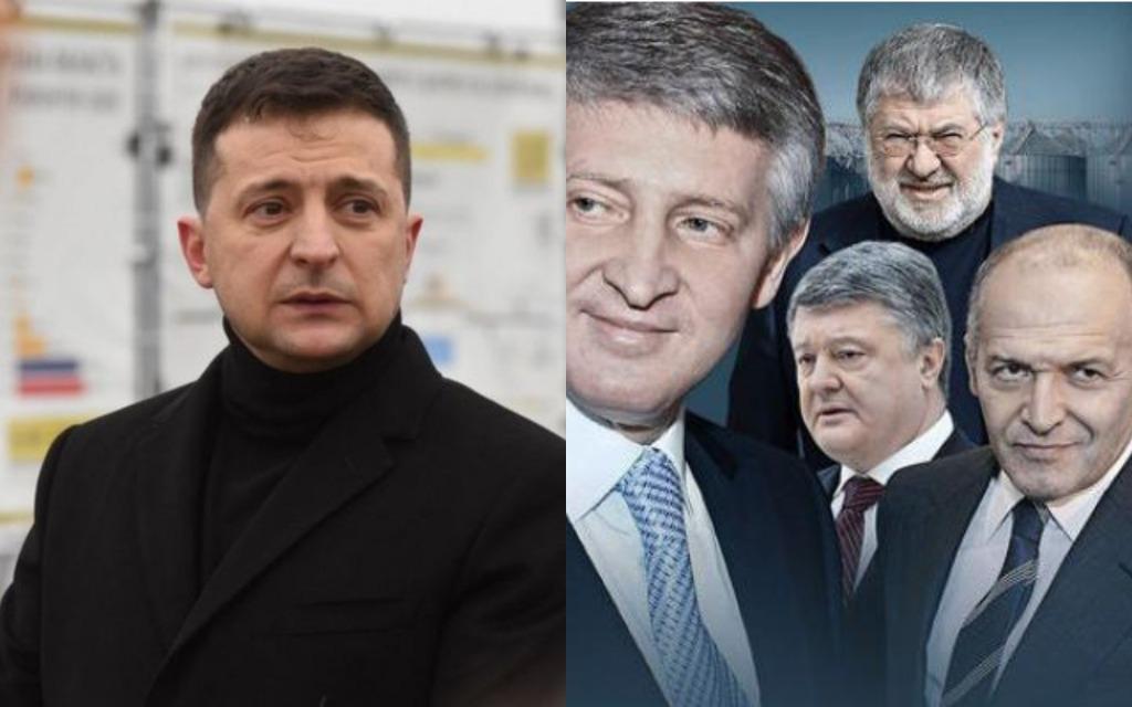 «Коррупция — это оружие в руках олигархов», — эксперты о законопроекте Зеленского, следует принять!