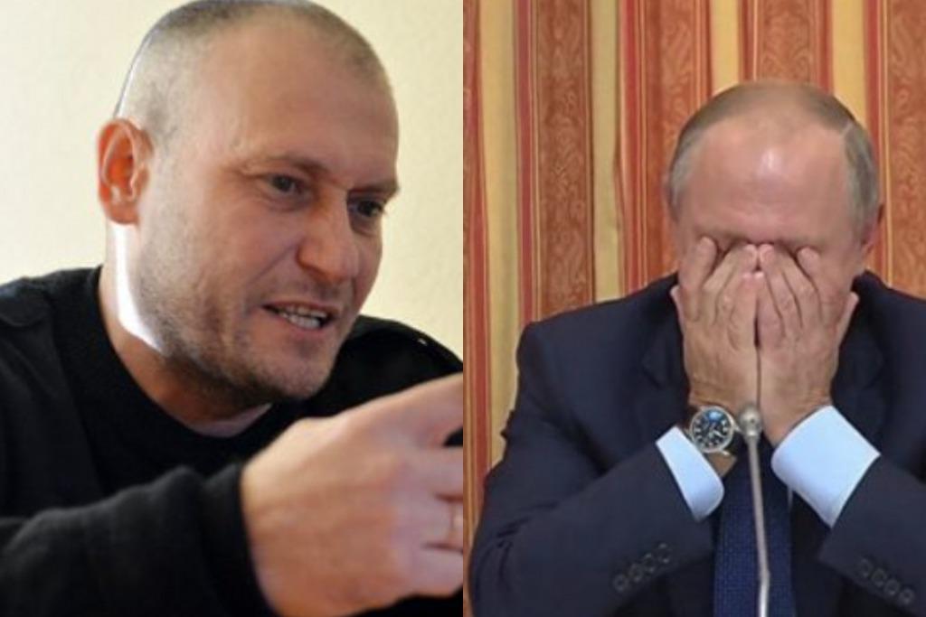 «Путин, иди в …»: Ярош мощно ответил оккупантам — «рефлексии недоразвитого диктатора». Украинцы аплодируют!