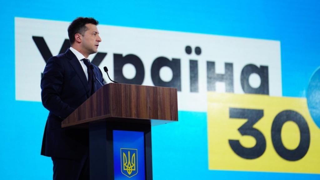«Украинцы должны жить дольше»! Зеленский презентовал новую оздоровительную программу.