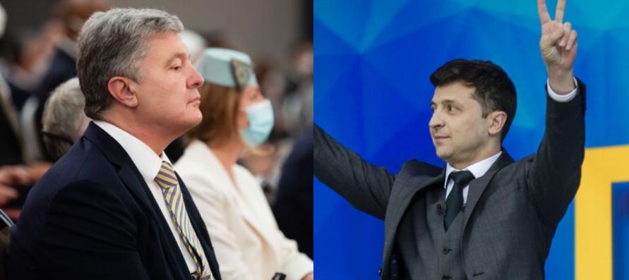 Порошенко приписал себе Крымскую платформу, которая является заслугой Зеленского.