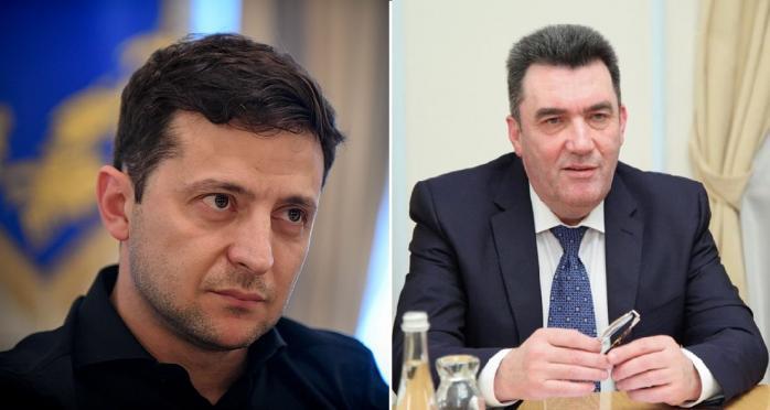 Данилов объявил, что готовиться новый ряд законов против олигархов