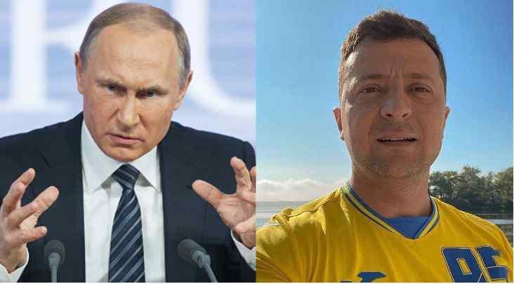 «Вой от собак Путина: ох, как же их плющит!»-Депутатка «Слуги народа» о реакции России на действия Зеленского.