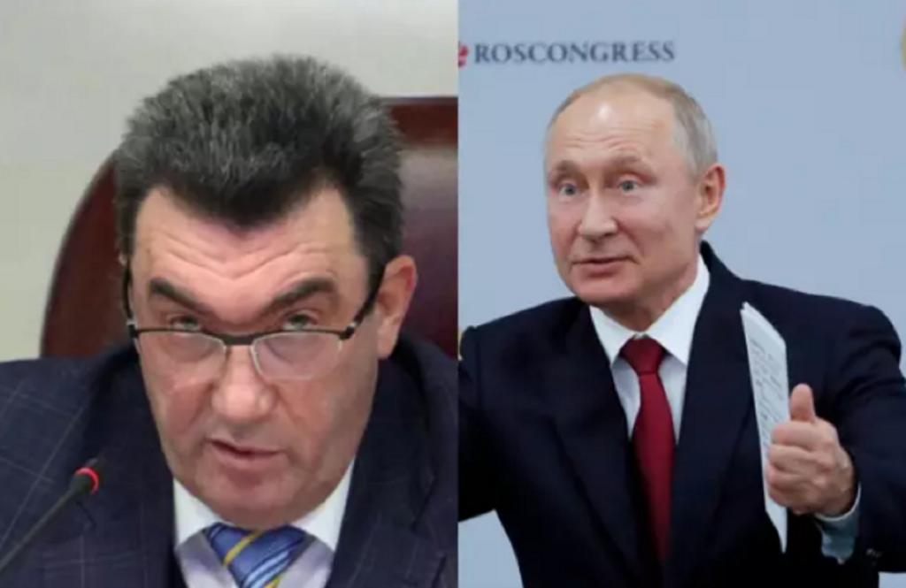 «Не должно быть» русским озером «! Данилов не стал молчать:» как бы ни хотелось соседу-агрессору «, двери НАТО открыты!