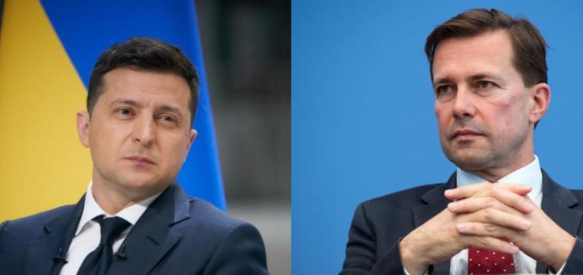 Украина должна оставаться транзитной страной-Германия.